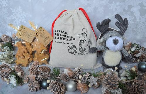 Toy Santa Sack