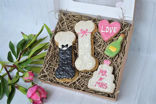 'Wedding' gift box