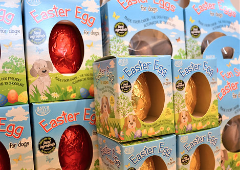 Doggy Easter eggs