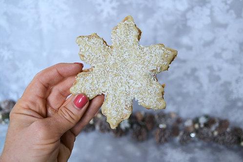 Coconut Snowflake
