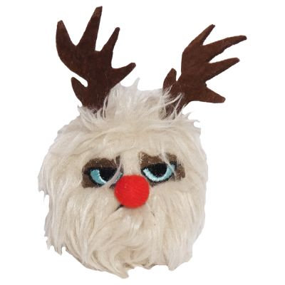 Grumpy cat reindeer