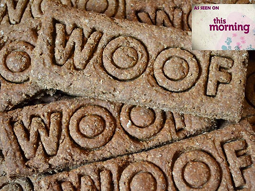 wheat free dog biscuit