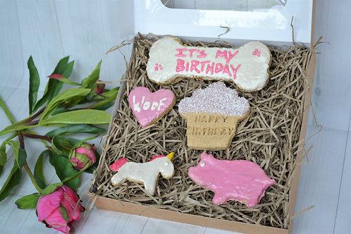 'It's my Birthday' (girls gift box)