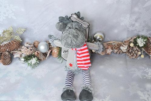 Squeaker free Reindeer