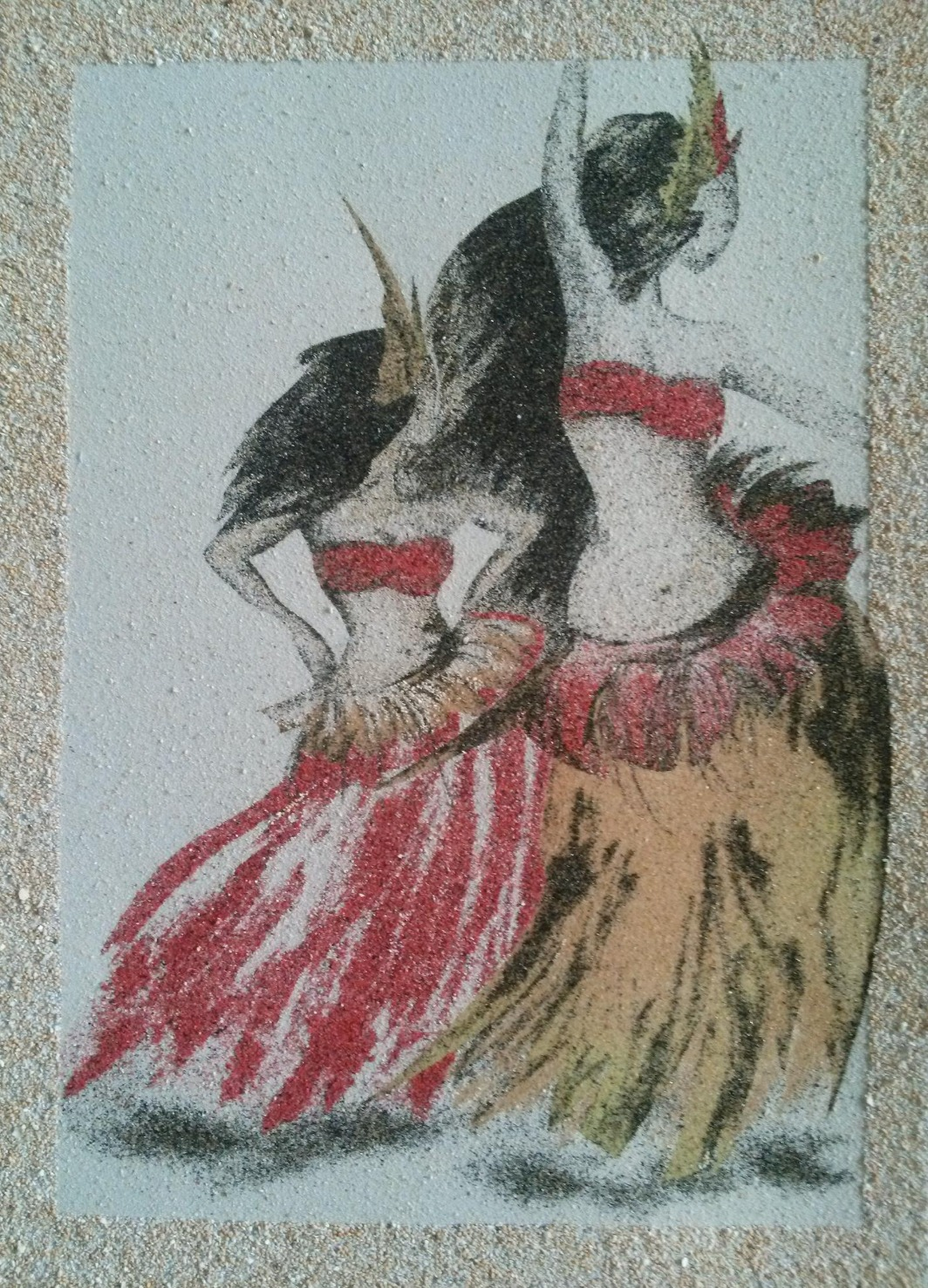 Les Sables De Tacha - Danseuses