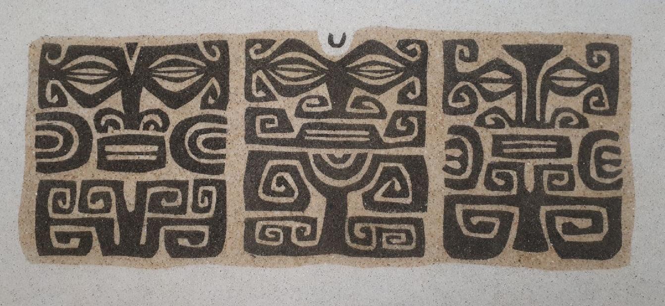 Les Sables De Tacha - Tableau de sable 3