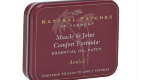 Arnica - Muscle & Joint (tin)