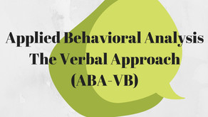 """Why is ABA Crucial as a Treatment for Autism?"" And ""What is the Verbal Behavioral Approach?"""