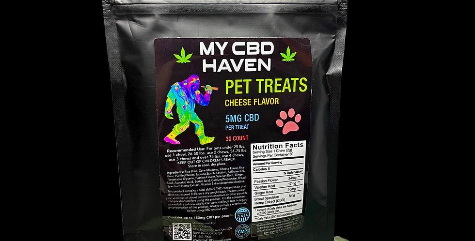 Pet Treats with 150mg CBD - 30ct