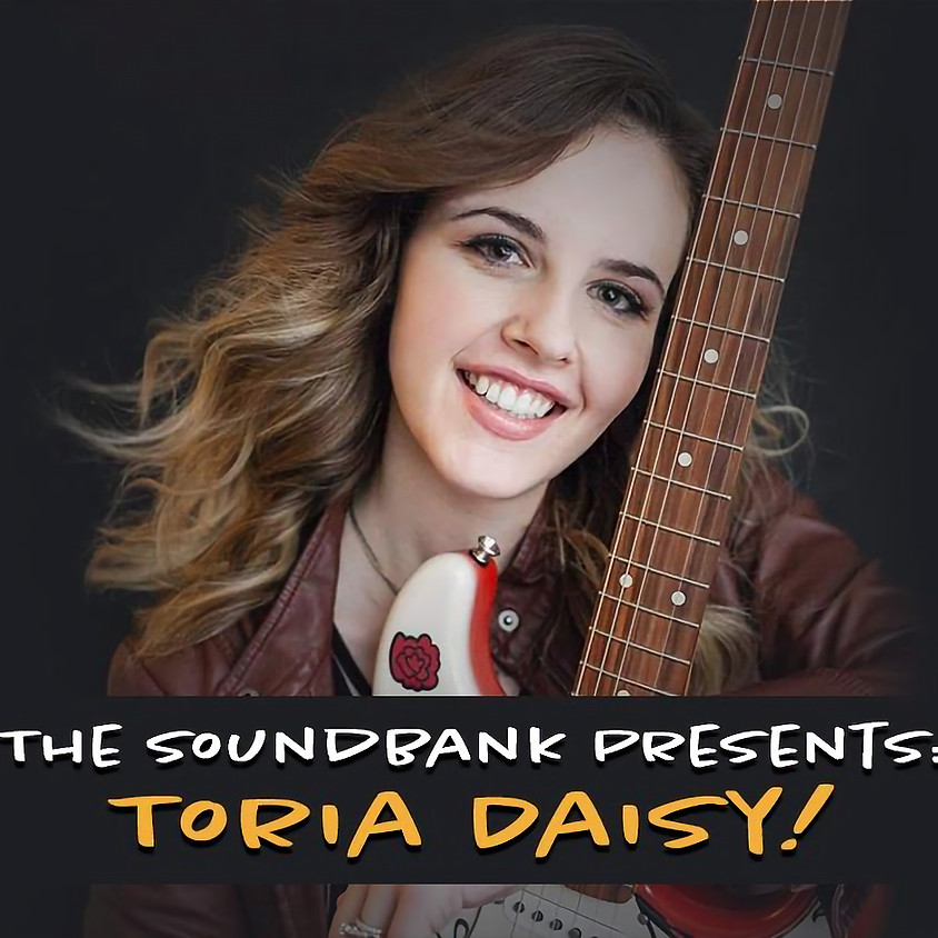 Sunday Brunch Series with Toria Daisy