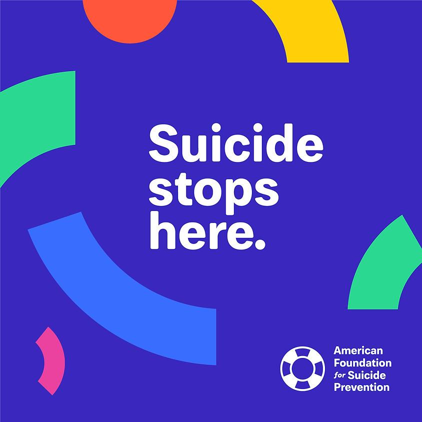 Suicide Awareness Benefit