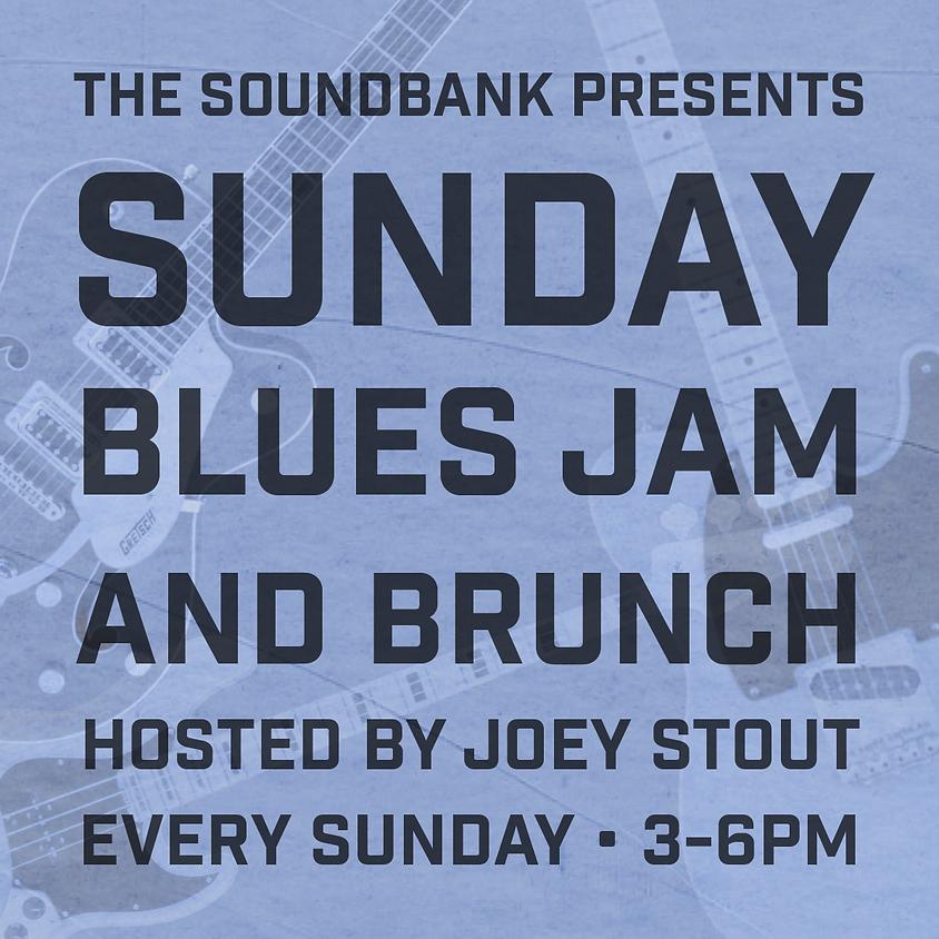Sunday Blues Jam w/Joey Stout
