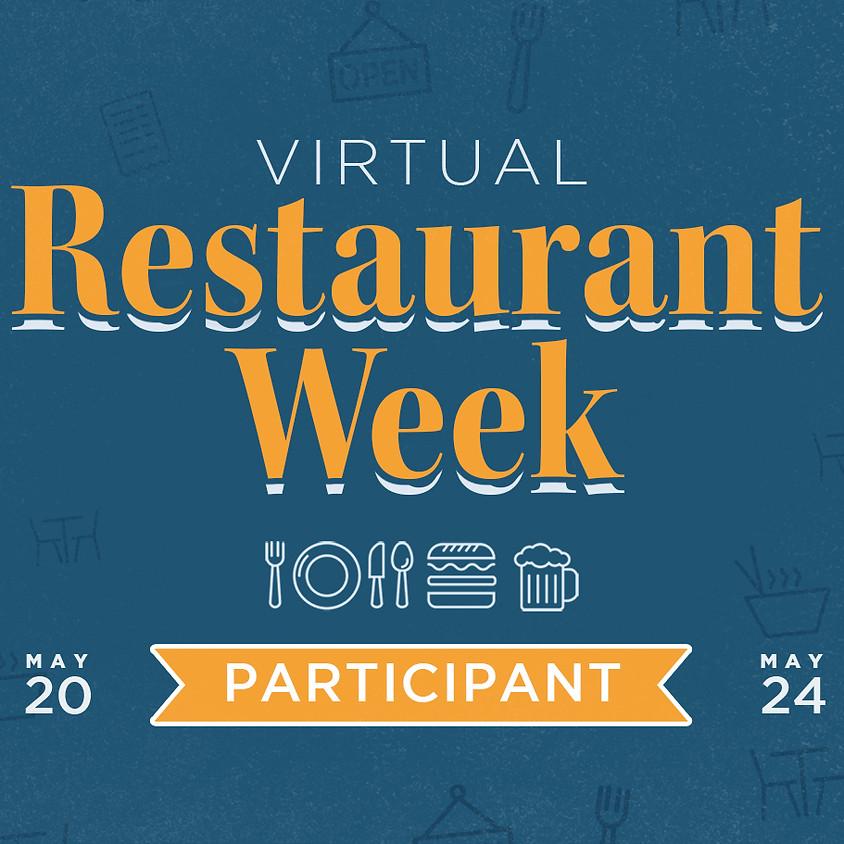 Phoenixville Virtual Restaurant Week