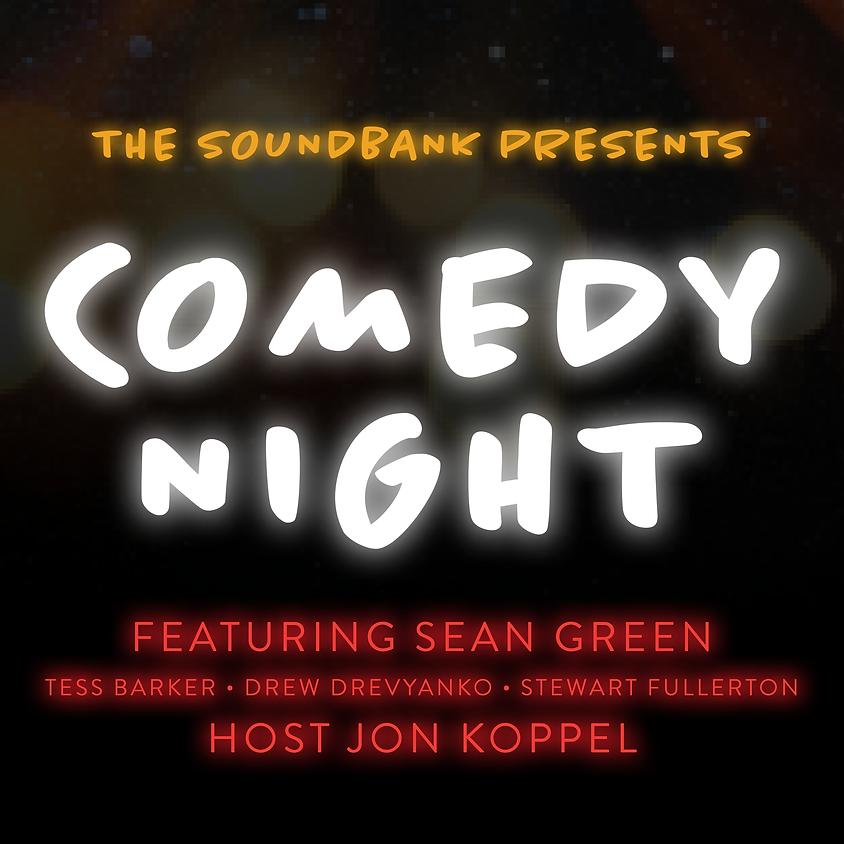 Comedy Night ft. Sean Green