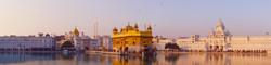 Golden Temple Panorama