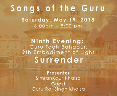 KirtanNight–SongsOfTheGuru-GuruTeghBahad