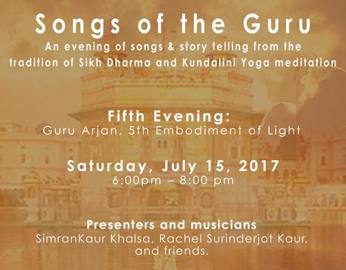 KirtanNight–SongsOfTheGuru-GuruArjan-Fly