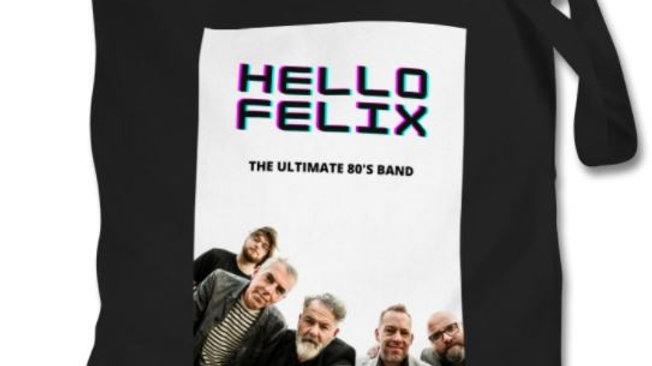 Hello Felix Cotton Tote Bag