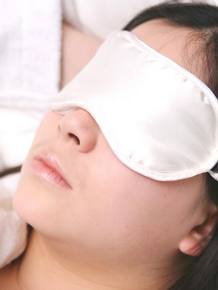 100% Mulberry Silk Eye Mask