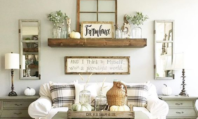 Farmhouse Decor Ideas for Your Next Makeover