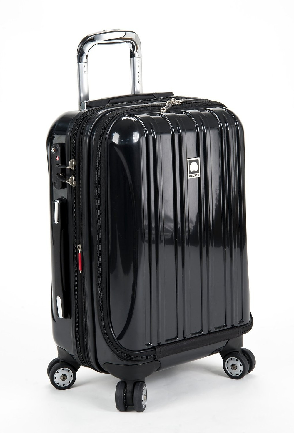 best rolling hard-shell suitcase for travel