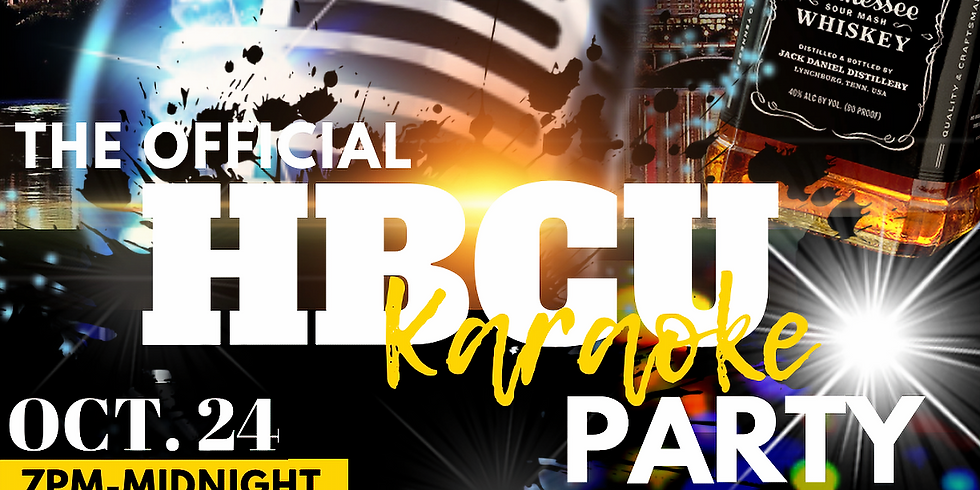 The Official HBCU Karaoke Party (1)