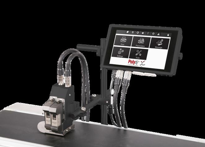 POLYtij® S3i-2 HP thermal injet printerdouble printhead