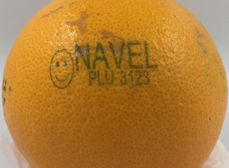 POLYtrust® visible & invisible inks for organic fruit & vegetables