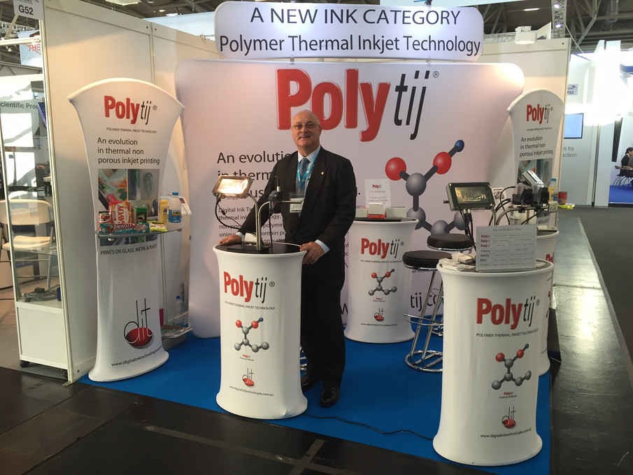 POLYtij ® printers at INPRINT Munich
