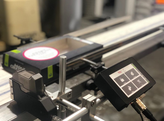 S1i printing on carton