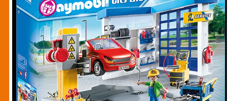 PLAYMOBIL 70202 Auto Repair
