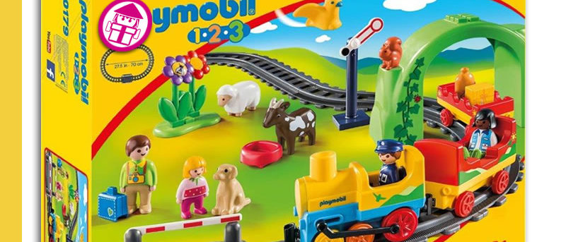PLAYMOBIL 70179 My First Train