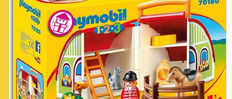 PLAYMOBIL 70180 My Horse Farm