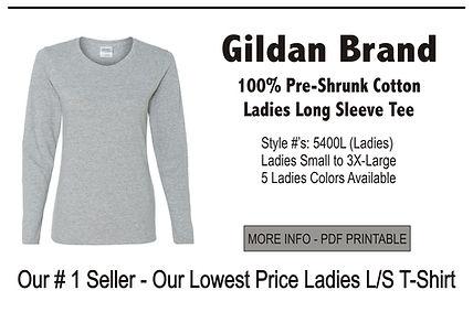 5400L_-_GILDAN_-_LADIES_LONG_SLEEVE_TEES