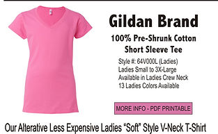 64V00L_-_GILDAN_-_LADIES_V_NECK_SOFTSTYL
