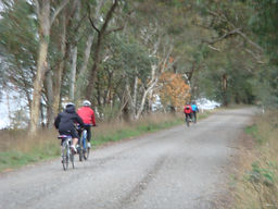 Cycle touring in the Southern Tablelands