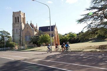 Cycling in Goulburn NSW