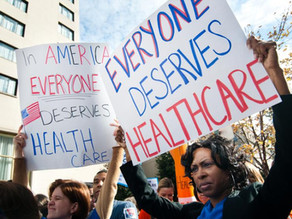 Today's Civil Rights Struggle: Saving Health Care Reform