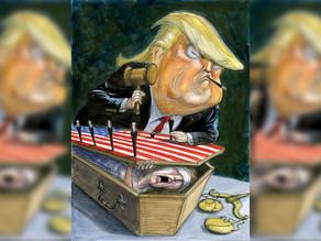Inside Trump's Judicial Takeover