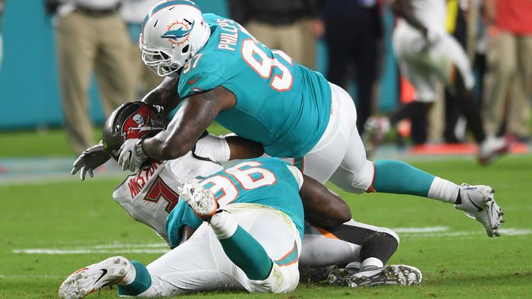 Photos: Dolphins vs. Buccaneers