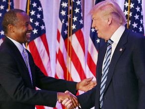 Ben Carson is proving to be the bizarre and incompetent Secretary of Housing and Urban Development w