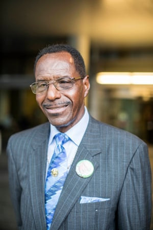 Rev. Cleophus Smith, 17 July 2018.