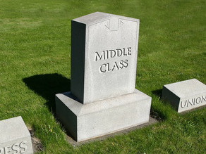 Budget Cuts Kill The Middle Class