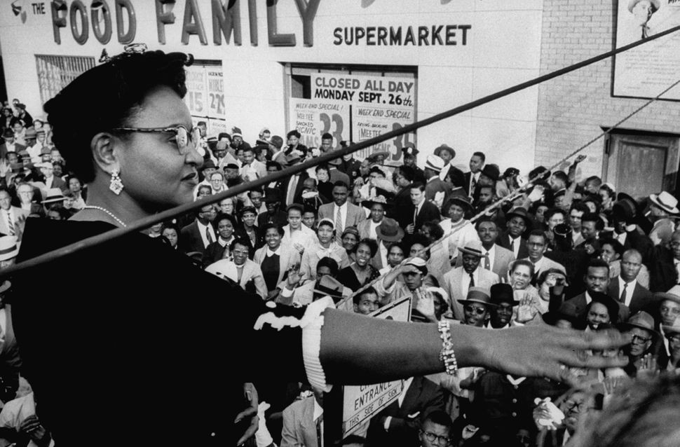 Till's mother, Mamie Bradley, decided to hold an open wake after the brutal murder of her son. Her anti-lynching activism, ho