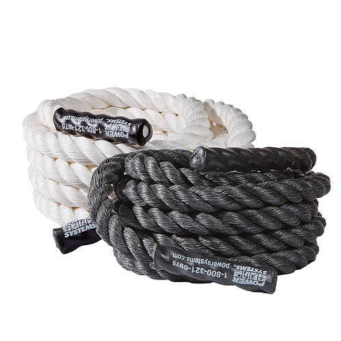 """Power Training Rope 1.5"""" by Power Systems"""