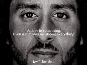 Colin Kaepernick is out of the NFL but he is more powerful than ever