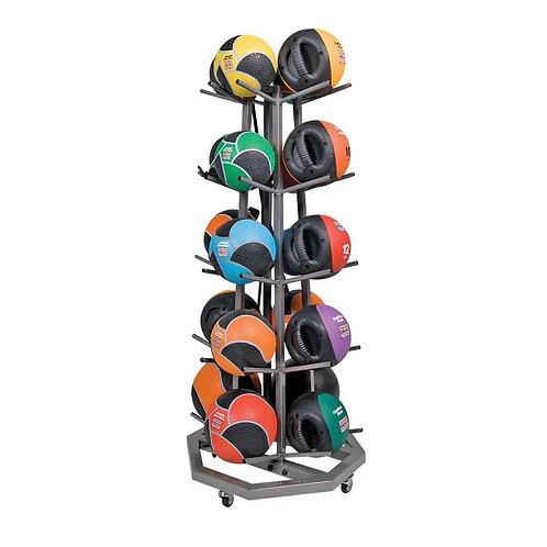 Premium Med Ball Tree Kit w/20 Med Balls