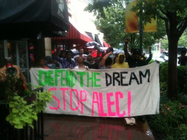 Defend the Dream, Stop ALEC