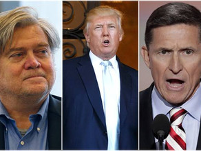 Why is Donald Trump resisting the Russian hack findings? Michael Flynn may hold the answer