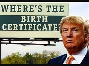 Arizona Birthers See Tie To Birthright Citizenship